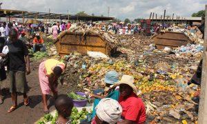 covid mbare market